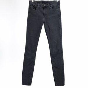 Joe's Charcoal Skinny Jeans